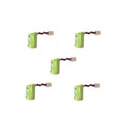 5x Batterie SBT08