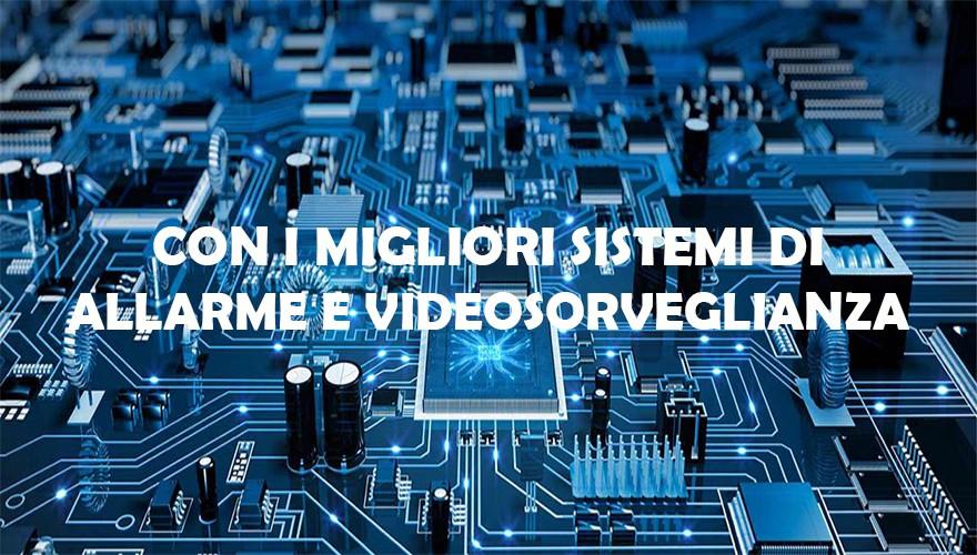 Antifurti Shopping - Sistemi di Allarme e Videosorveglianza